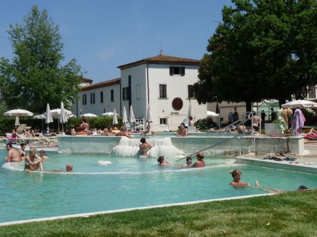 Rapolano Terme Italy